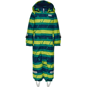 LEGO wear Johan 778 Snowsuit Kinder green